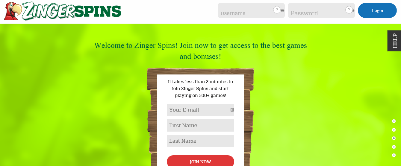 Zinger Bingo Review – Is this A Scam/Site to Avoid