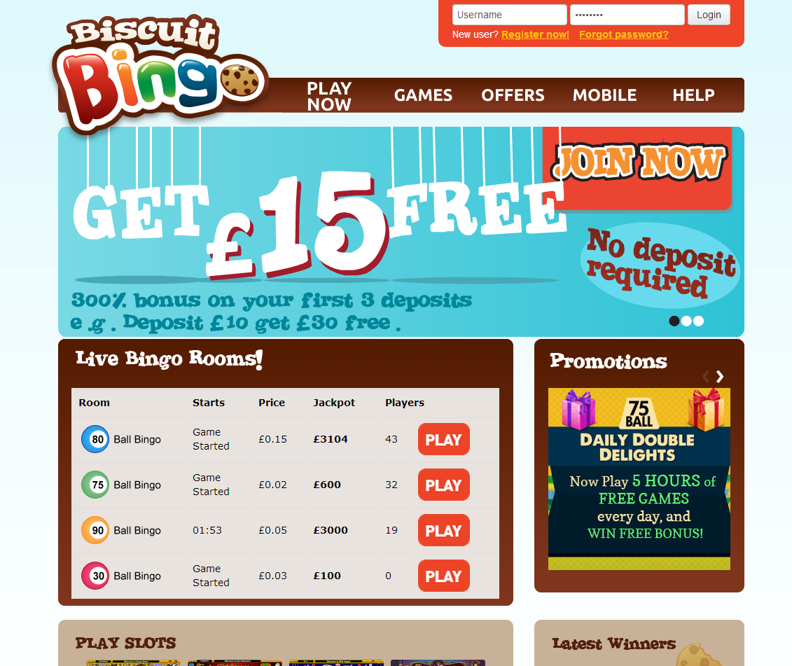 Biscuit Bingo Review - Is this A Scam/Site to Avoid